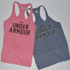 Under Armour Bundle Workout Tanks Sz XS